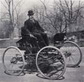 Antique Car 1