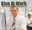 DONATE AT WORK