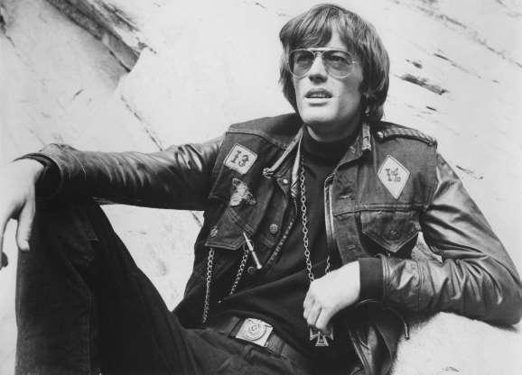 Actor Peter Fonda
