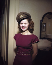 Actor Shirley Temple